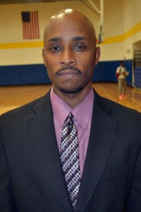 Headshot of Harry Rolle, Student Success Coach