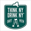 Think NY Drink NY logo